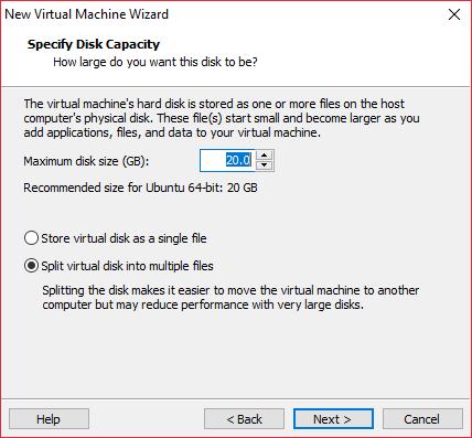 Create VM 5